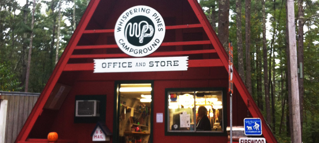 Camp Office & Store